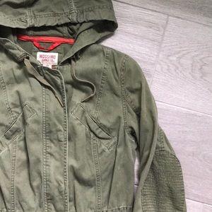 Hooded Utility Jacket